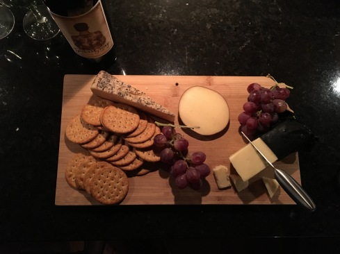 Cheese, gifts, love