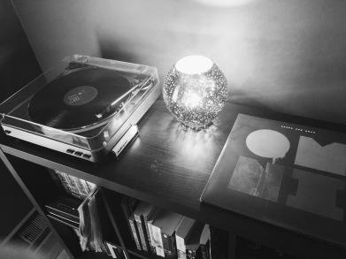 Record Player, vinyl, music