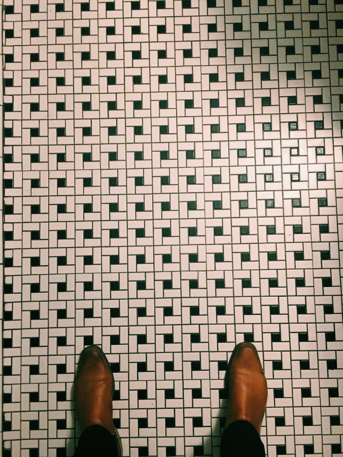 Gouda Life, Westport Cafe, I have this thing with floors