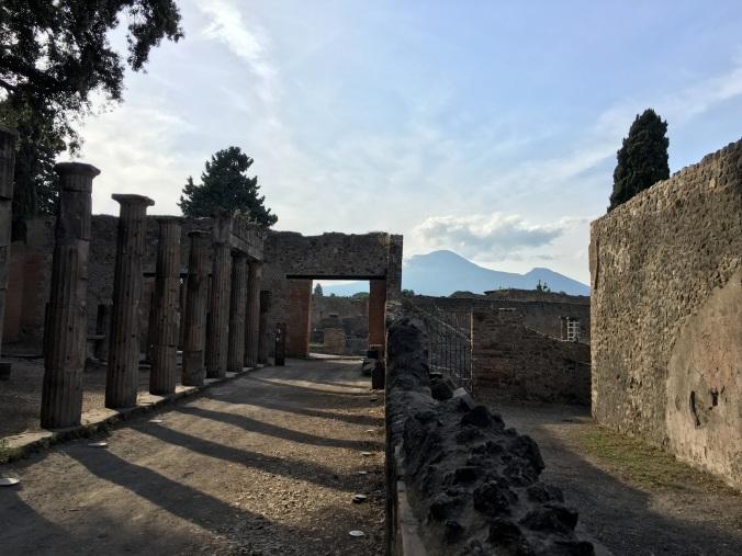 Pompeii, ruins, travel, Italy, ruins, eurotrip, cheese