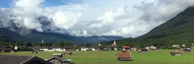 Trains, Garmisch-Partenkirchen, Germany, Munich, Day Trip, Views