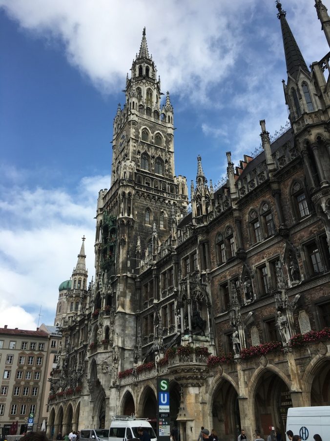 Marienplatz, Munich, New Town Hall, Neues Rathaus, Travel