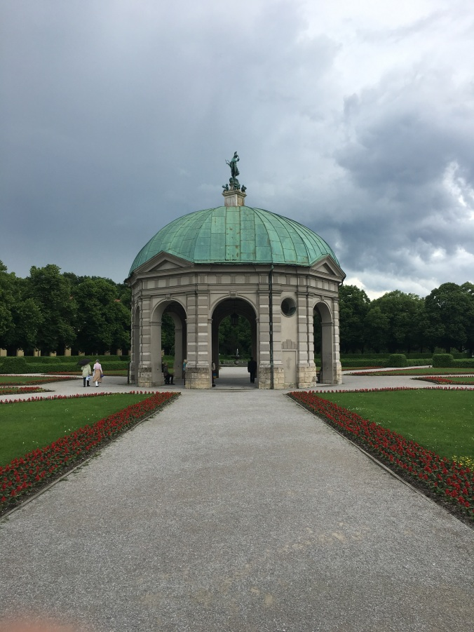 Munich, English Garden, Gazebo, Euro-Travel, Munich Guide, World Travel