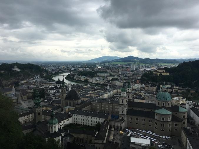 Hohensalzburg Castle, Salzburg, Munich, Day Trip,