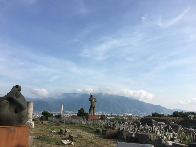 Pompeii, Rome, Ruins, Vesuvius