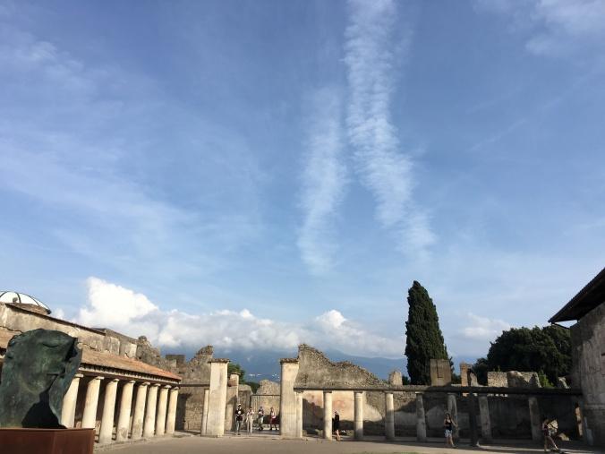 pompeii, pompei, ruins, rome, civilization, vesuvius, europe, italy, travel, gouda life